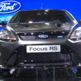Bei der Welt Premiere des Ford Focus